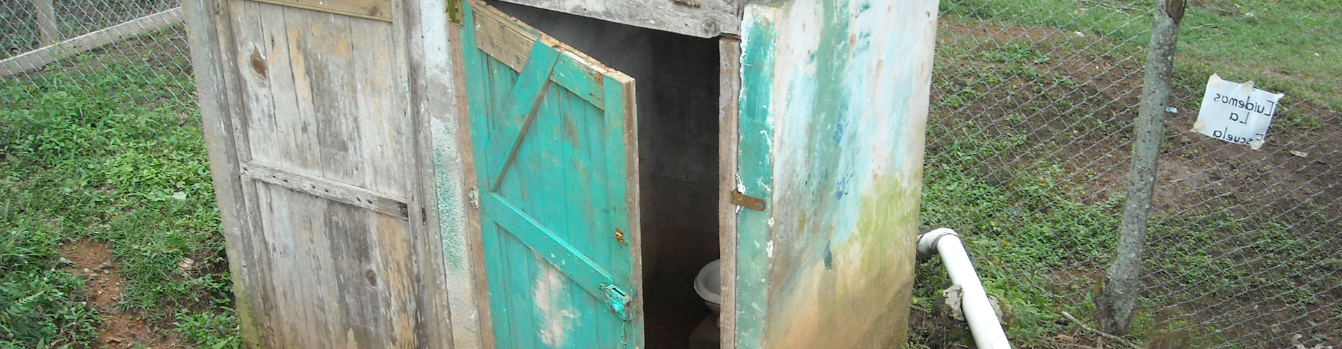 Inadequate Sanitary Facilities